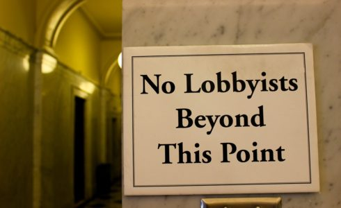 Nonprofit Organization Lobbying