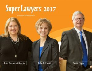 Texas Super Lawyers 2017 | Farrow-Gillespie & Heath LLP