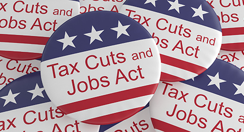 Tax Cuts and Jobs Act | New Tax Law 2017