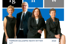 Four FGHW partners named to list of Best Lawyers in America