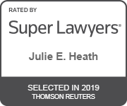 2019 Super Lawyers Julie Heath