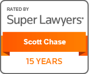 Scott Chase Super Lawyers 15 years