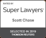 Scott Chase Super Lawyers 2019