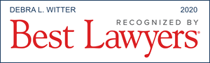 Debra Witter 2020 Best Lawyers