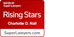 Charlotte Nall Texas Rising Star 2020 Super Lawyer