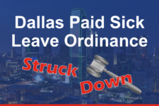 Dallas Paid Sick Leave Ordinance