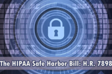 HIPAA Safe Harbor Bill | Tahlia Clement