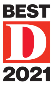 Best Lawyers 2021 by D Magazine