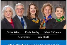 Farrow-Gillespie Heath Witter LLP - The Best Lawyers in America 2022